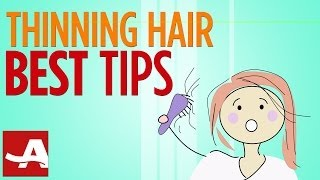 Thinning Hair: Best Tips to Deal With It | Best of Everything | AARP