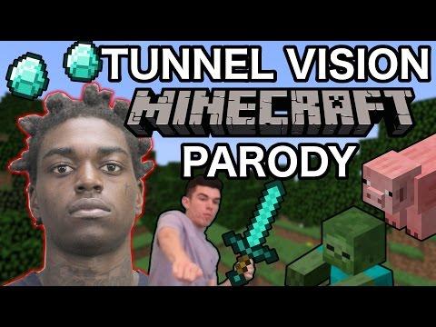 KODAK BLACK - TUNNEL VISION MINECRAFT PARODY