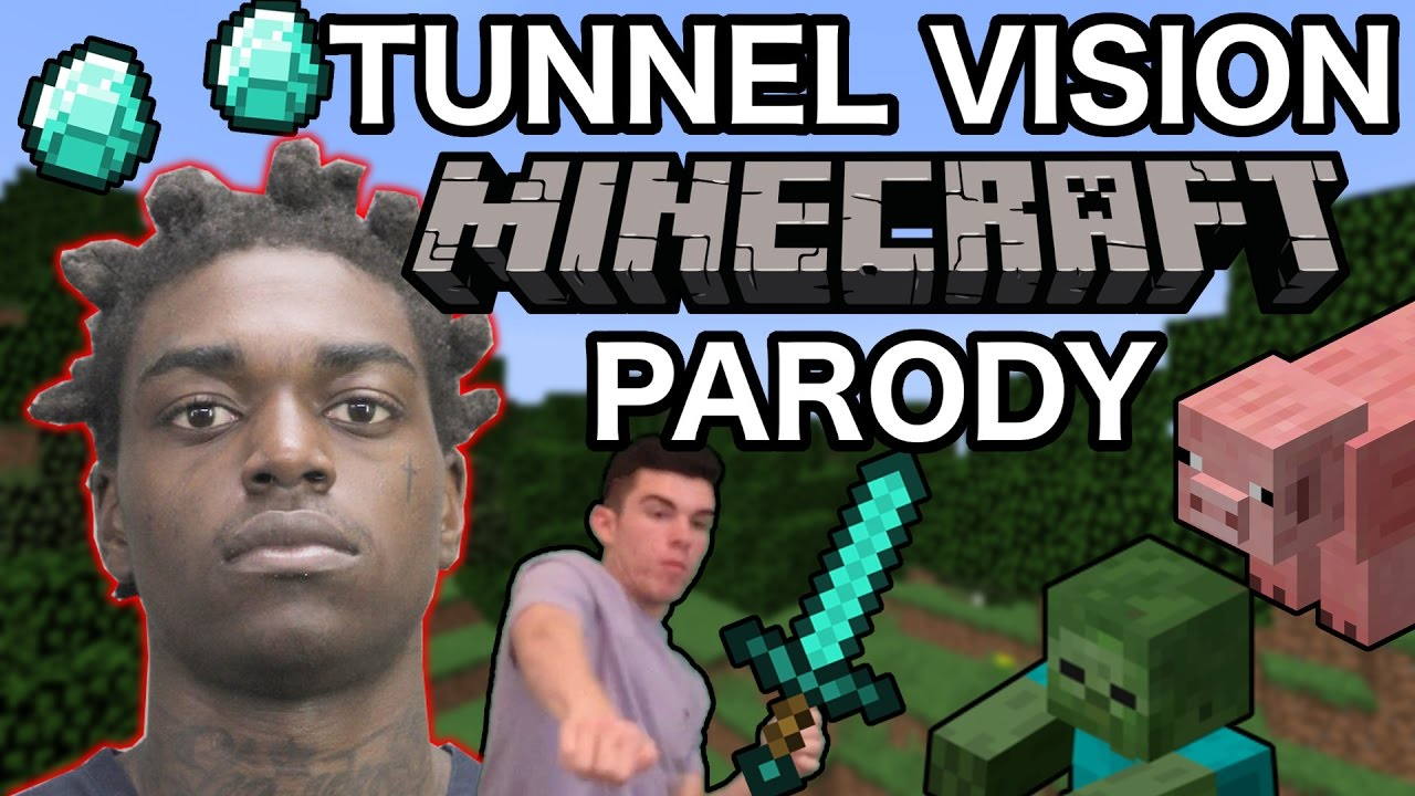 Galaxy Goats Tunnel Vision Minecraft Parody Lyrics Genius Lyrics