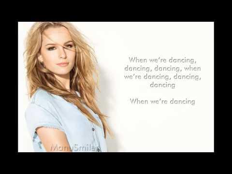 Bridgit Mendler - We're Dancing (Lyrics)