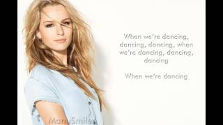 Bridgit Mendler - We're Dancing (Lyrics)