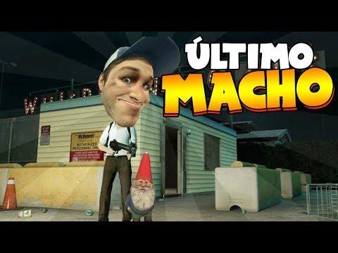 El ÚLTIMO MACHO en la TIERRA !!! Mishifu #RetosEstúpidos