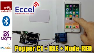 Pepper C1 Wireless RFID Reader…