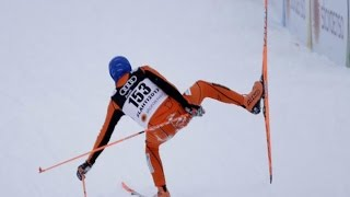 Adrian Solano -BEST cross country skier ever
