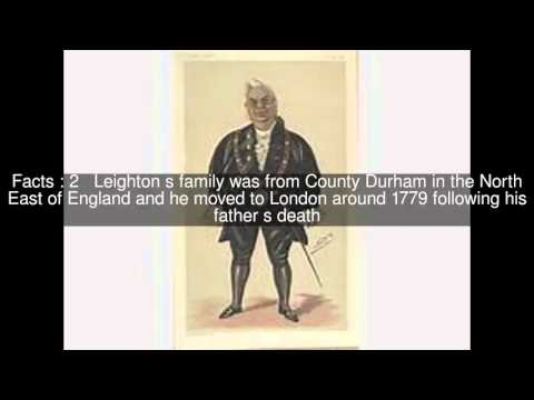 William Leighton (Lord Mayor of London) Top  #6 Facts