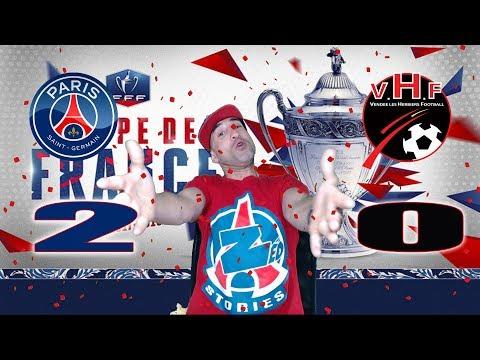 PSG 2- 0 HERBALIFE - FINALE COUPE DE FRANCE - Azéd Stories -