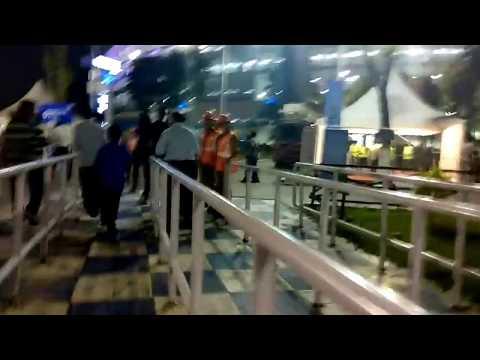 FIFA World Cup U-17 Security Check in Salt Lake Stadium, Kolkata