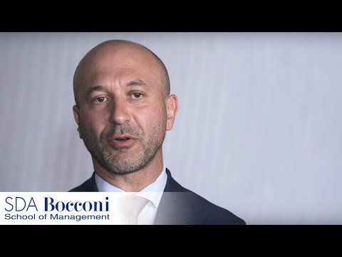 Executive MBA Serale - Master in Business Administration    SDA Bocconi