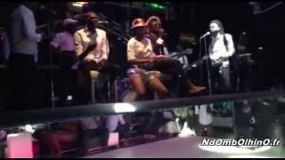 Fabregaz chante : ( koffi olomidé , jb , werrason , fally ipupa , férré ) etc...