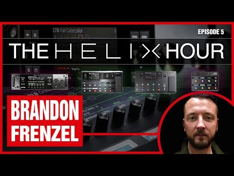 The Helix Hour EP5 - Powercab 112 With Brandon Frenzel