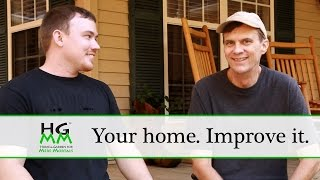 Home & Garden for Mere Mortals. Your home. Improve it!