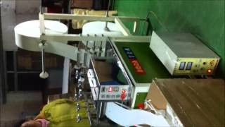 Automatic Disposable Washcloth Glove Machine Thumbnail