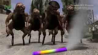 GTA S T A L K E R Фильм  Укуренные из Vice City #7  Атака Мутантов