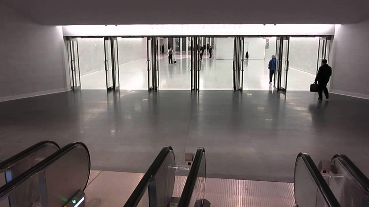 new commuter concourse between