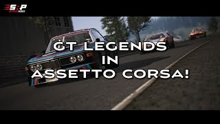 GT Legends in Assetto Corsa! Testing out Assetto Corsa Legends Mod