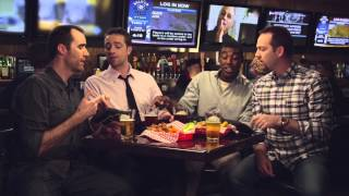 Buzztime - Get out of the house commercial