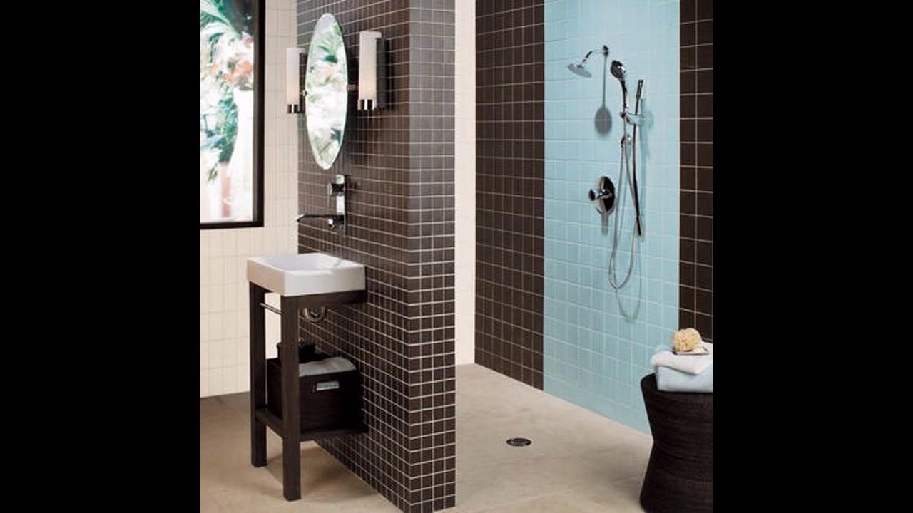 Kleine Badezimmer Fliesen Design Ideen Bilder