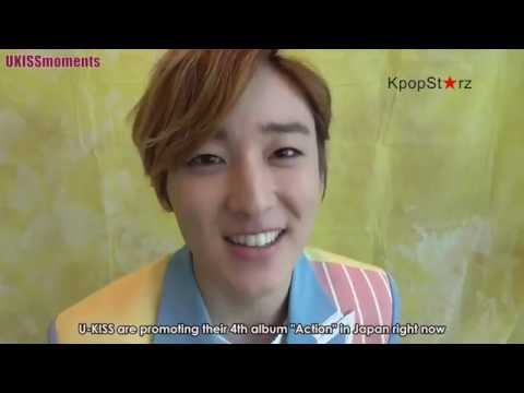 [ENG SUB] 150318 U-KISS KEVIN - Action message -