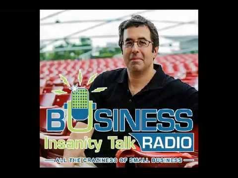 JENNY Q TA - Founder & CEO of Sqeeqee on Business Insanity Talk Radio with Barry Moltz