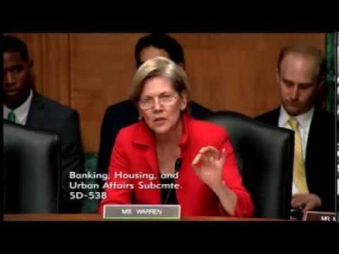 Senator Elizabeth Warren - Rebuilding American Manufacturing