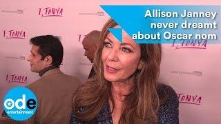I, TONYA: Allison Janney never dreamt about Oscar nom