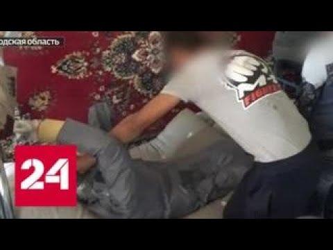 В Белгородской области задержана банда убийц и грабителей - Россия 24