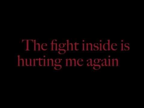 RED ~ Fight Inside ~ Lyrics