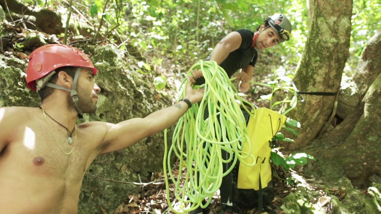 Canyoning Dominican Republic (Cascada La Rejoya, Puerto Plata)