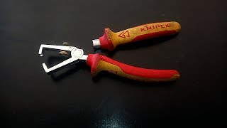 Repair Broken Knipex Insulated Electrical Pliers