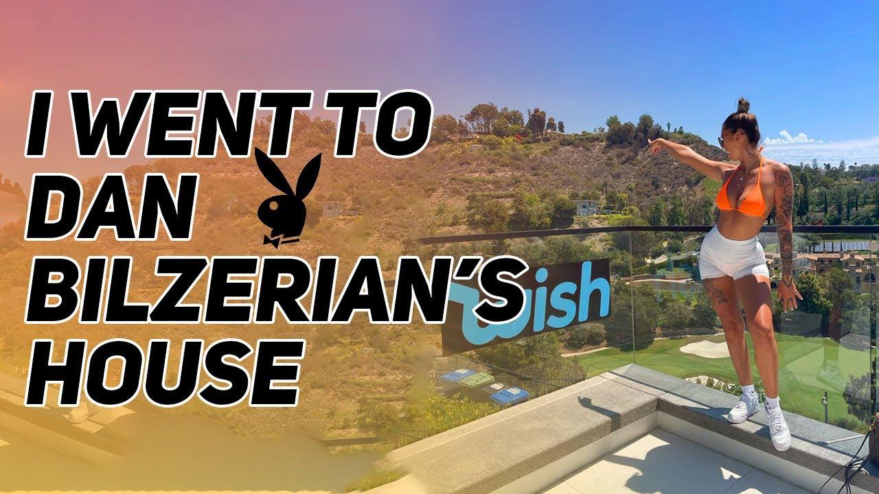 I WENT TO DAN BILZERIAN'S HOUSE