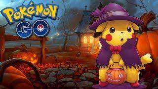 EVENTO DE HALLOWEEN CONFIRMADO -  Pokémon Go