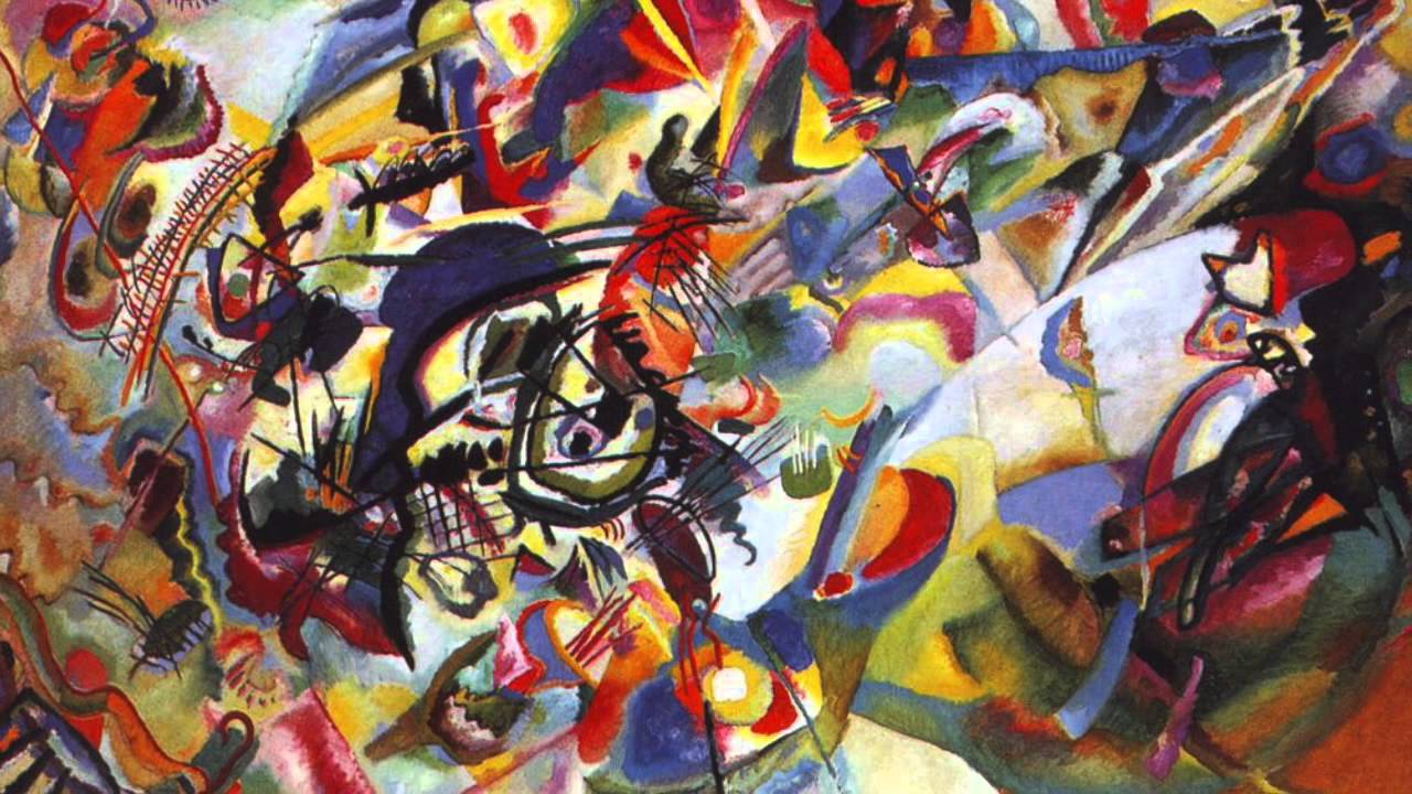 Kandinsky Composition VII- Anqi Liu PREVIEW - YouTube