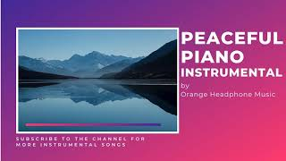 HOUR LONG PEACEFUL AND REFRESHING BACKGROUND MUSIC PIANO FOR STUDYING AND SLEEPING 2020