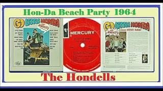 The Hondells - Hon-Da Beach Party 1964