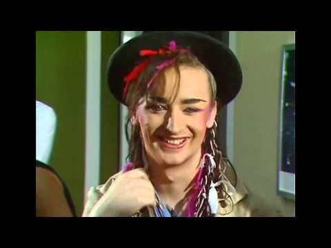 Copy of Rare Interview with The Culture Club's Boy George about his style, 1983