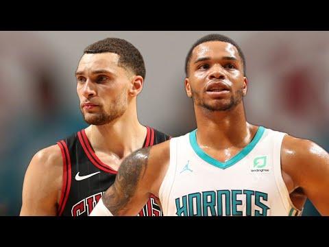 Chicago Bulls Vs Charlotte Hornets - Full Game Highlights | November 23, 2019-20 NBA Season