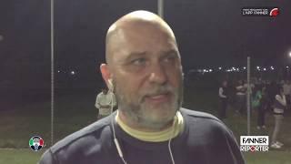 Roma C8 Green Club 3-3 S.S. Lazio C8 | Play-Off Scudetto - Semifinale (ritorno) |Intervista-Ferretti