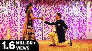 Nazm Nazm - Beautiful Couple Dance | Bride & Groom Dance | Natya social