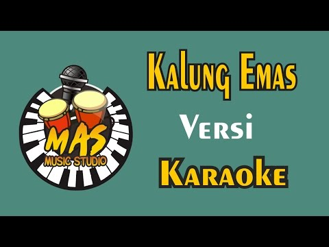 Kalung Emas Versi Karaoke - @Mas Music Studio