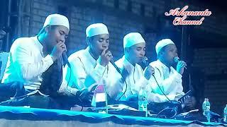 Gambar cover Sirru Linailil - Ridwan Asyfi Fatihah Indonesia live Tanggungan Bersholawat