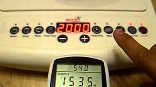 Индукционная плита HILTON EKI 3891(Индукционная плита HILTON EKI 3891- тест мощности и сравнение с ORION OHP-18C., 2013-09-22T17:49:16.000Z)
