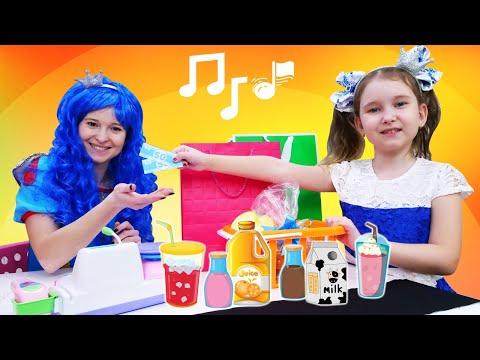 Детские песни - Играем в магазин! Видео для детей - Сборник песенок