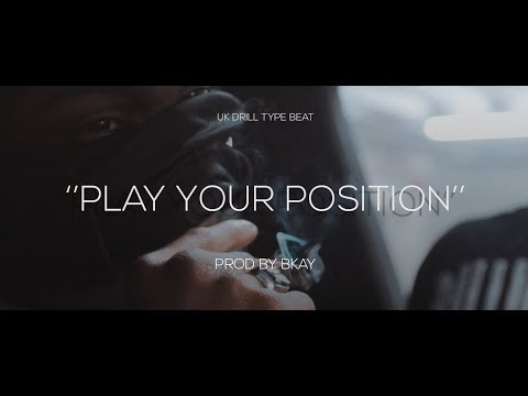 1011 x UK Drill Type Beat (Trap/Drill) ''Play Your Position'' [Prod by BKay] *REUPLOAD*