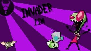 İnvader Zim Season 1 Episode 1-2