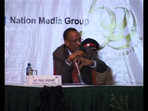 Pan African Media Conference-Part 2, Nairobi, 18 March 2010