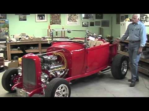 "StreetRod 101: Hot Rod Frame & Chassis Construction ""How to"" DVD"
