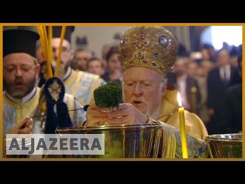 🇺🇦🇷🇺Ukraine Orthodox Christians mark independence from Russian branch | Al Jazeera English