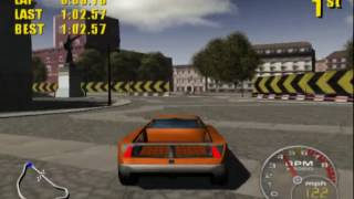 Supercar Street Challenge: Rome - South (Pickster)