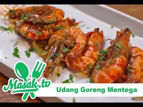 Resep Udang Goreng...