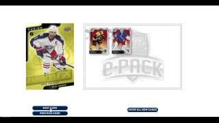 2015/16 Upper Deck Fusion Five Pack Break on E Pack 041